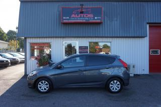 Used 2012 Hyundai Accent L for sale in Lévis, QC