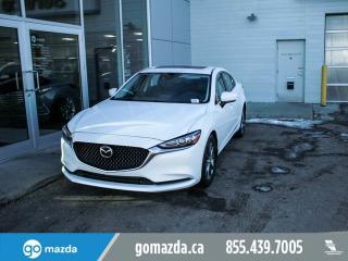 New 2018 Mazda MAZDA6 GS-L TURBO for sale in Edmonton, AB