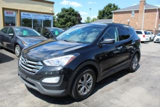 Used 2016 Hyundai Santa Fe Luxury Leather Pano Roof for sale in Brampton, ON