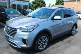 Used 2017 Hyundai Santa Fe XL Premium 7 Passenger for sale in Brampton, ON