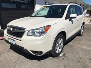 Used 2015 Subaru Forester i Touring w/Tech Pkg for sale in Kingston, ON