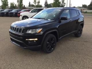 New 2018 Jeep Compass CUSTOMER PREFERRED PKG 27B   - Edmonton for sale in Edmonton, AB