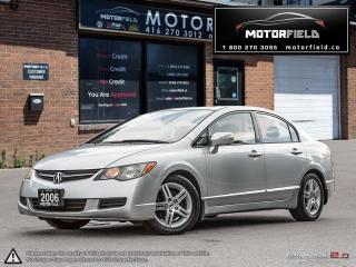 Used 2006 Acura CSX Premium Package *Leather, Sunroof, Certified* for sale in Scarborough, ON