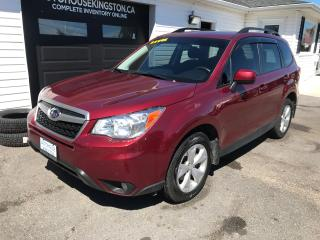 Used 2015 Subaru Forester i Touring for sale in Kingston, ON