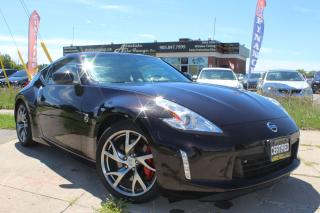Used 2014 Nissan 370Z Touring - LOW KMs-REV MATCHING-BLUETOOTH-LEATHER for sale in Oakville, ON