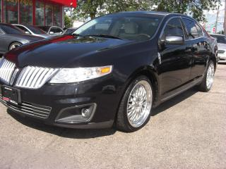 Used 2009 Lincoln MKS AWD for sale in London, ON