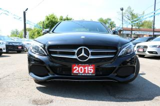 Used 2015 Mercedes-Benz C-Class C 300 LEATHER NAVI ROOF ACCIDENT FREE for sale in Brampton, ON