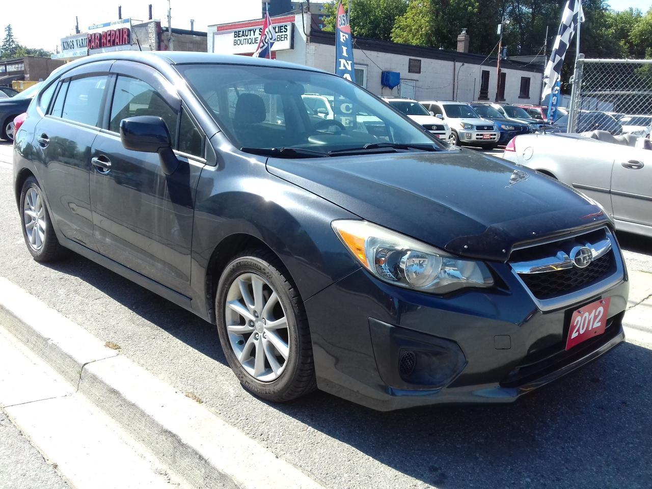 2012 Subaru Impreza 2.0i w/Touring Pkg - AWD - EXTRA CLEAN