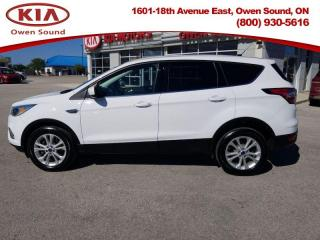 Used 2017 Ford Escape SE  - Bluetooth -  Heated Seats for sale in Owen Sound, ON