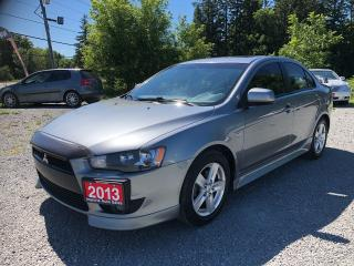 Used 2013 Mitsubishi Lancer SE POWER SUNROOF 10TH ANNIVERSARY EDITION for sale in Gormley, ON