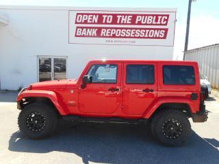 Used 2013 Jeep Wrangler Sahara for sale in Etobicoke, ON