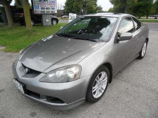 Used 2005 Acura RSX RSX