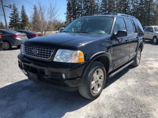 Used 2003 Ford Explorer LIMITED LEATHER SUNROOF 4X4 for sale in Gormley, ON
