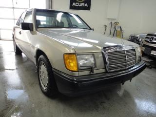 Used 1988 Mercedes-Benz 300E 300E,MUST SEE,MINT,ALL SERVCE RECORDS for sale in North York, ON
