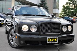 Used 2007 Bentley Arnage T for sale in Oakville, ON