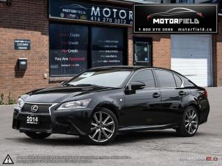 Used 2014 Lexus GS 350 AWD F-Sport