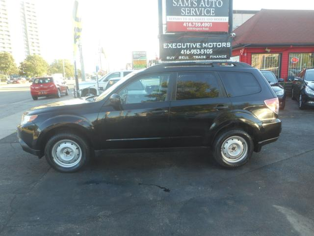 2010 Subaru Forester X sport / AWD / POWER GROUP /  A/C / KEYLESS ENTRY
