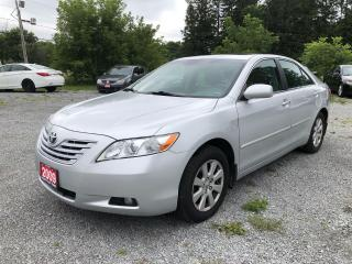 Used 2009 Toyota Camry XLE Leather Sunroof CERTIFIED for sale in Gormley, ON