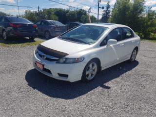 Used 2009 Honda Civic sport power sunroof for sale in Gormley, ON