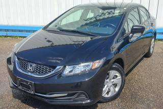 Used 2015 Honda Civic LX *HEATED SEATS* for sale in Kitchener, ON