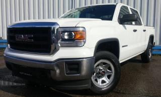 Used 2015 GMC Sierra 1500 Crew Cab 4X4 for sale in Kitchener, ON