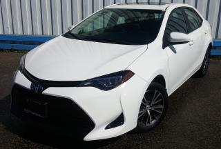 Used 2017 Toyota Corolla LE *SUNROOF* for sale in Kitchener, ON