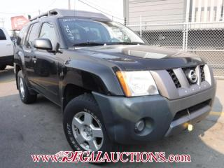 Used 2007 Nissan Xterra 4D Utility 4WD for sale in Calgary, AB