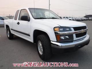 Used 2007 Chevrolet Colorado LT 2D EXT CAB 2WD for sale in Calgary, AB
