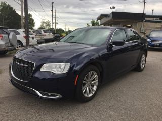 Used 2017 Chrysler 300 Leather * NAV * Rear CAM * Pano Roof * Heated Seats * Bluetooth * LOW KM for sale in London, ON