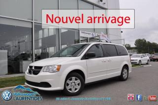 Used 2012 Dodge Grand Caravan Sxt Sxt Stow&go A/c for sale in Saint-jerome, QC