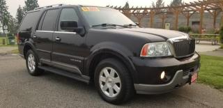 Used 2003 Lincoln Navigator Premium 4WD for sale in West Kelowna, BC