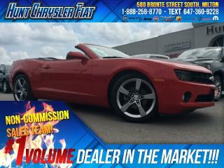 Used 2011 Chevrolet Camaro 2LT RS PACKAGE/NAV/CAM/HTD STS & MORE!!! for sale in Milton, ON