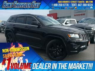 Used 2015 Jeep Grand Cherokee ALTITUDE/SUN/8.4/TOW/BLACKOUT & MORE!!! for sale in Milton, ON