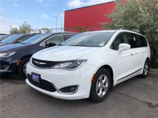 Used 2017 Chrysler Pacifica Touring-L Plus**Adaptive Cruise**Navigation** for sale in Mississauga, ON