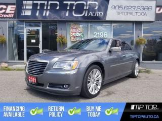 Used 2011 Chrysler 300 300C ** Nav, Leather, Pano Roof, Loaded, Luxury ** for sale in Bowmanville, ON