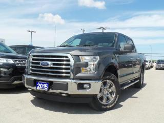 Used 2015 Ford F-150 XLT 3.5L for sale in Midland, ON