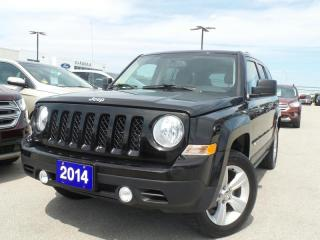 Used 2014 Jeep Patriot NORTH 2.4L 4 CYL for sale in Midland, ON