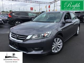 Used 2014 Honda Accord EX-L- for sale in North York, ON