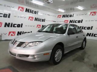 Used 2003 Pontiac Sunfire for sale in La Sarre, QC