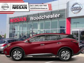 New 2018 Nissan Murano AWD Platinum  - $285.11 B/W for sale in Mississauga, ON