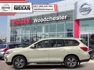 New 2018 Nissan Pathfinder 4x4 SV  - Bluetooth -  Heated Seats - $263.33 B/W for sale in Mississauga, ON