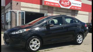 Used 2014 Ford Fiesta 4dr Sdn SE. only 39100 KM for sale in North York, ON