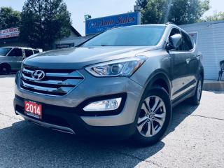 Used 2014 Hyundai Santa Fe Sport AWD 4dr 2.4L  gas saver  $129 bi weekly on O.A.C for sale in Brampton, ON