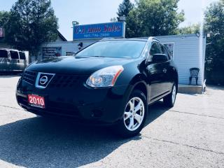 Used 2010 Nissan Rogue FWD 4dr financing available for every one for sale in Brampton, ON
