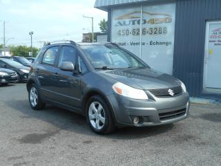 Used 2010 Suzuki SX4 ***JLX,AWD,MAGS*** for sale in Longueuil, QC