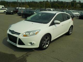 Used 2014 Ford Focus SE Hatch for sale in Burnaby, BC