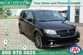 Used 2018 Dodge Grand Caravan GT w/Mfg Warranty for sale in Saskatoon, SK
