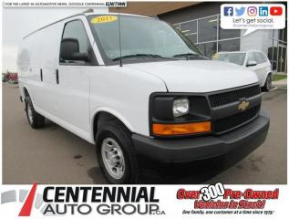 Used 2017 Chevrolet Express Cargo Van 4.8L | V8 | RWD for sale in Charlottetown, PE