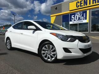 Used 2013 Hyundai Elantra GL A/C BLUETOOTH for sale in Levis, QC