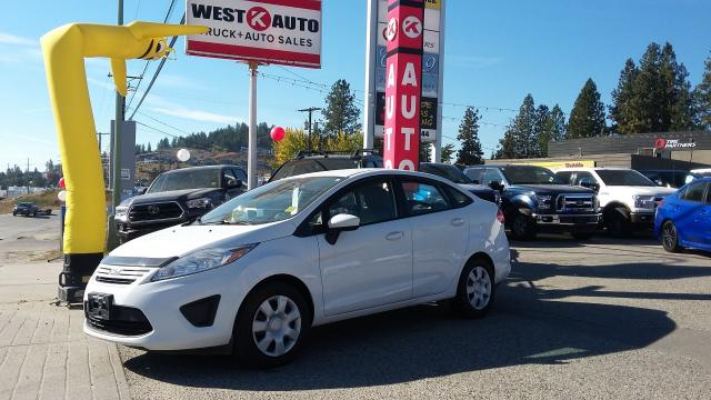 2012 Ford Fiesta S PL/PW/AUTO